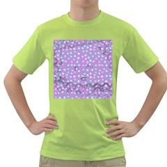 Little Face Green T Shirt