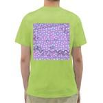 Little Face Green T-Shirt Back