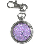 Little Face Key Chain Watches Front