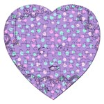 Little Face Jigsaw Puzzle (Heart) Front