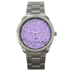 Little Face Sport Metal Watch