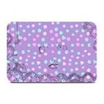 Little Face Plate Mats 18 x12 Plate Mat - 1