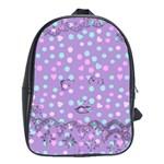 Little Face School Bag (Large) Front