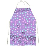 Little Face Full Print Aprons Front