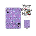 Little Face Playing Cards 54 (Mini)  Front - ClubK