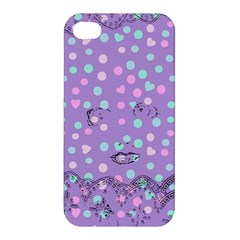 Little Face Apple Iphone 4/4s Premium Hardshell Case