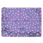 Little Face Cosmetic Bag (XXL)  Front