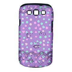 Little Face Samsung Galaxy S Iii Classic Hardshell Case (pc+silicone)