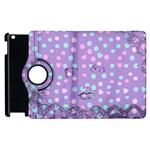 Little Face Apple iPad 2 Flip 360 Case Front