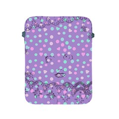 Little Face Apple Ipad 2/3/4 Protective Soft Cases