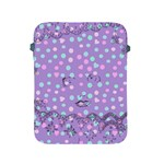 Little Face Apple iPad 2/3/4 Protective Soft Cases Front