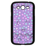 Little Face Samsung Galaxy Grand DUOS I9082 Case (Black) Front