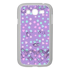 Little Face Samsung Galaxy Grand Duos I9082 Case (white)