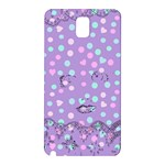 Little Face Samsung Galaxy Note 3 N9005 Hardshell Back Case Front