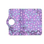 Little Face Kindle Fire HD (2013) Flip 360 Case Front