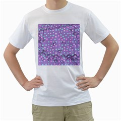 Little Face Men s T Shirt (white)