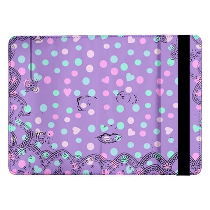 Little Face Samsung Galaxy Tab Pro 12.2  Flip Case