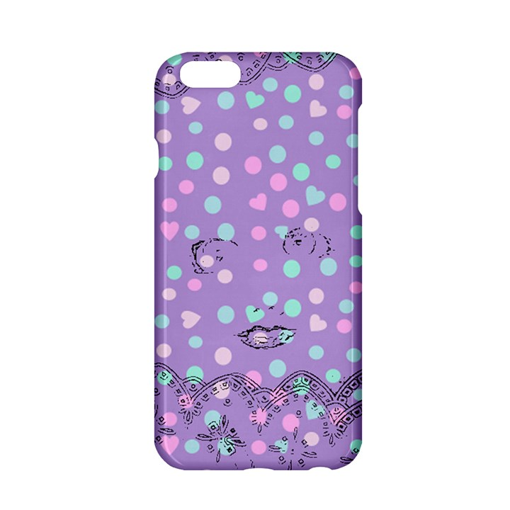 Little Face Apple iPhone 6/6S Hardshell Case