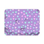 Little Face Double Sided Flano Blanket (Mini)  35 x27 Blanket Front