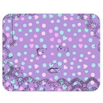 Little Face Double Sided Flano Blanket (Medium)  60 x50 Blanket Front
