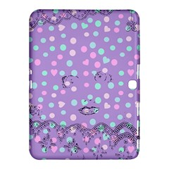 Little Face Samsung Galaxy Tab 4 (10 1 ) Hardshell Case