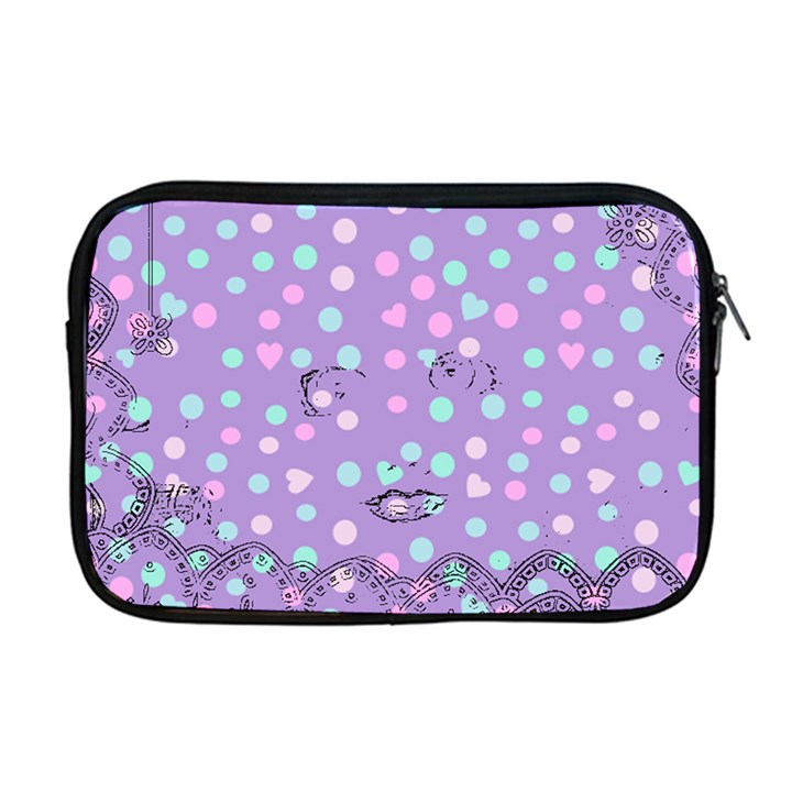 Little Face Apple MacBook Pro 17  Zipper Case