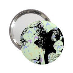 Mint Wall 2 25  Handbag Mirrors
