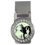 Mint Wall Money Clips (CZ)  Front