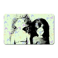 Mint Wall Magnet (rectangular)