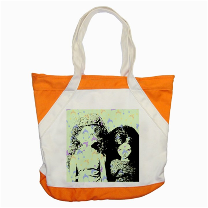 Mint Wall Accent Tote Bag