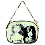 Mint Wall Chain Purses (One Side)  Front
