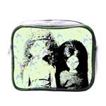 Mint Wall Mini Toiletries Bags Front