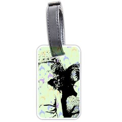 Mint Wall Luggage Tags (two Sides)