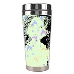 Mint Wall Stainless Steel Travel Tumblers Left