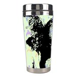 Mint Wall Stainless Steel Travel Tumblers Center