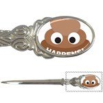 Poo Happens Letter Openers Front