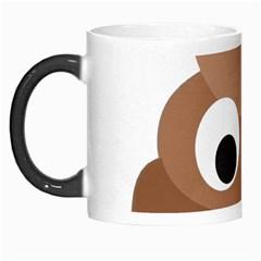 Poo Happens Morph Mugs