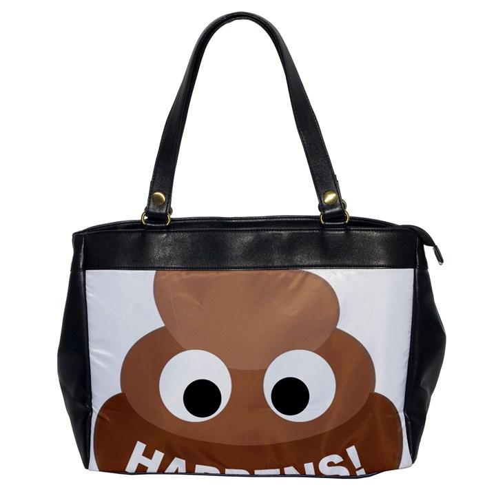 Poo Happens Office Handbags