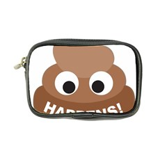 Poo Happens Coin Purse