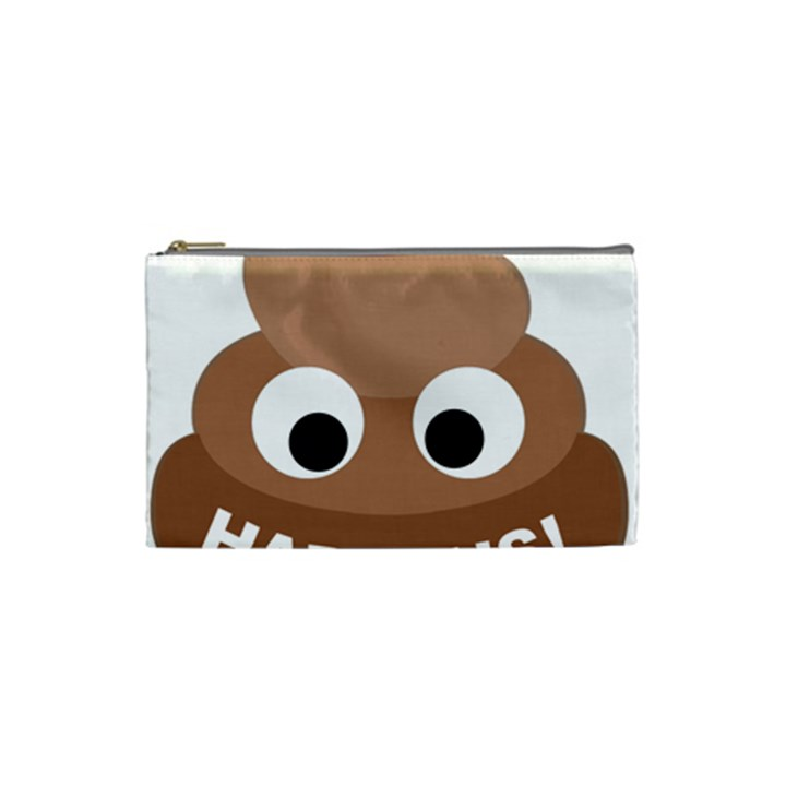 Poo Happens Cosmetic Bag (Small)