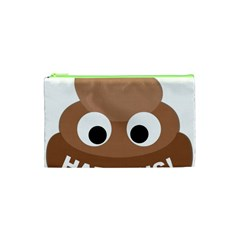 Poo Happens Cosmetic Bag (xs)