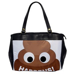 Poo Happens Office Handbags