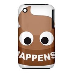 Poo Happens Iphone 3s/3gs
