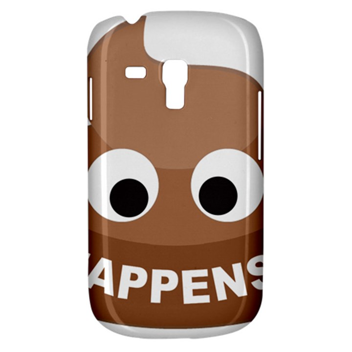 Poo Happens Galaxy S3 Mini