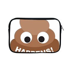 Poo Happens Apple Ipad Mini Zipper Cases