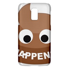 Poo Happens Galaxy S5 Mini