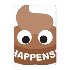 Poo Happens Apple Ipad Pro 10 5   Hardshell Case