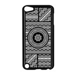 Wavy Panels Apple iPod Touch 5 Case (Black) Front