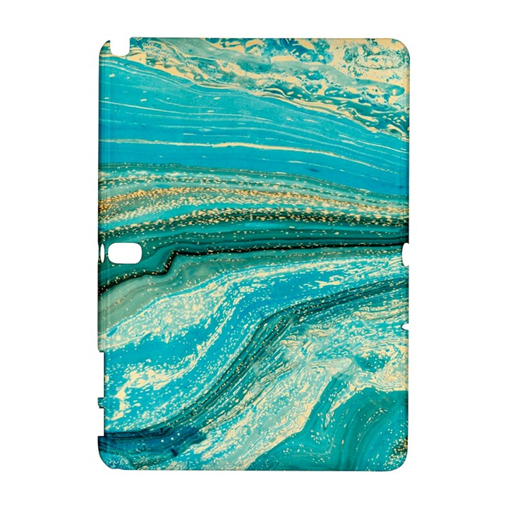 Mint,gold,marble,nature,stone,pattern,modern,chic,elegant,beautiful,trendy Galaxy Note 1