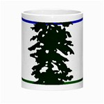Flag of Cascadia Morph Mugs Center